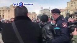 VOA60 DUNIYA: Fira Minista kasar Armenia Nikol Pashinyan Ya Kori Baban Jami'in Sojin Kasar