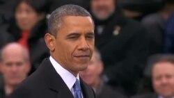 Инаугурационная речь президента Обамы