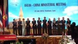 ASEAN không thể đoàn kết trong phán quyết về Biển Đông