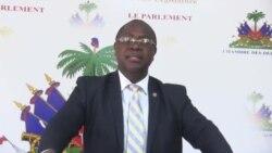 Depite Price Syprien Fè Konnen li Apiye Desizyon Konsèy Sekirite l'ONU an Pran pou Retire Twoup Militè Kas Ble yo ann Ayiti