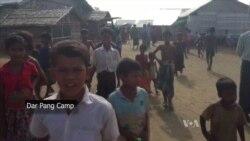 On the Scene: Displaced Muslim Minority Camp in Myanmar