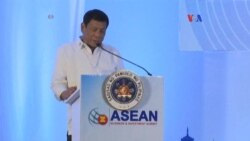 Presidente filipino arrepentido de insulto