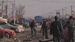 حمله انتحاری مرگبار به خودروی سفارت بریتانیا در کابل