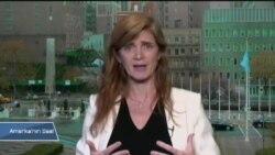 ABD'nin BM Büyükelçisi Samantha Power'ın Görev Süresi Doluyor
