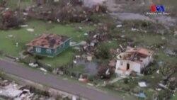 Irma Kasırgası Barbuda Adası'nı Yerle Bir Etti