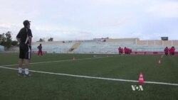 FIFA Trains Somali Referees