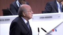 2015-05-29 美國之音視頻新聞:布拉特稱有能力解決貪污問題