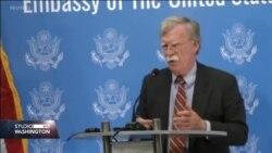 BOLTON: Nećemo stajati na putu nagodbi između Srbije i Kosova