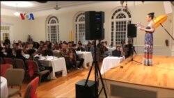 Kelompok Seni Modero Gelar Malam Dana di Philadelphia