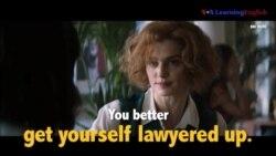 Học tiếng Anh qua phim ảnh: Get yourself lawyered up - Phim Denial (VOA)