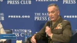 Dunford: 'Rusya'yla İletişim Kanallarımız Açık'