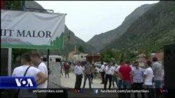 Çelja e sezonit turistik malor në Kelmend