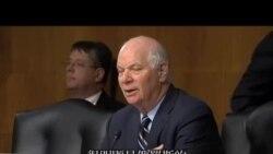 2014-03-06 美國之音視頻新聞: 美國政府與國會尋求解決烏克蘭危機