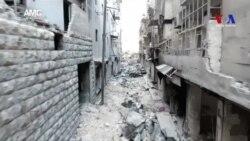 Imágenes aéreas de Alepo muestran gran destrucción