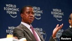 Mutungamiri wezambia VaEdgar Lungu