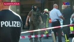 Almanya'da Rehine Krizi Atlatıldı