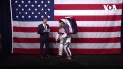 Нове покоління дослідників НАСА. Відео
