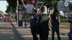 Курс – на независимость Калифорнии?