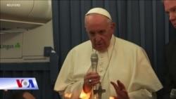 Giáo hoàng 'không nói lời nào' về cáo buộc che giấu lạm dụng tình dục
