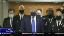 Presidenti mbështet përdorimin e maskave