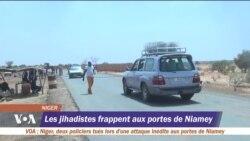 Les djihadistes frappent aux portes de Niamey