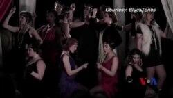 美国女大学生合唱团吸引多元化成员