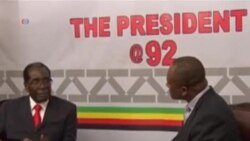 Zimbabwe President Speaks on Succession And Wife's Political Interests