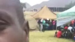 Mutare Resident Happy to Get Free Health Checkup