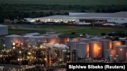Ihinguriro ry'ibitoro i Durban muri Afurika y'Epfo