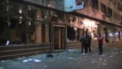 Дванаесетмина приведени по синоќешните немири