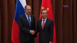 Nga ủng hộ Trung Quốc thách thức Mỹ về Biển Đông