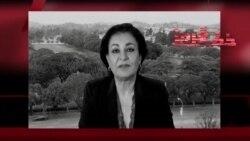 هما سرشار، روزنامه نگار مهمان برنامه خط قرمز: سالار زنان ایران از ما زنان خارجنشین جلوتر هستند