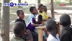 Abana b'Impunzi muri Tanzaniya Bugarijwe n'Ubukene