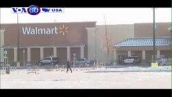 Một phụ nữ vô tình bị đứa con 2 tuổi bắn chết tại Wal-Mart (VOA60)