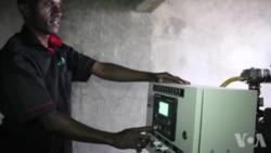 绿色能源倡议燃亮肯尼亚贫困社区