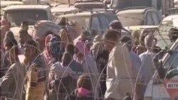 13萬敘利亞庫爾德人逃往土耳其