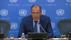 لاوروف: ارتش آزاد سوریه گروه تروریستی نیست