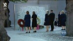 Норвегія вшановує пам'ять загиблих у теракті, який стався 10 років тому. Відео