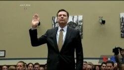 Директор ФБР у понеділок дасть свідчення на слуханнях у Конгресі. ВІдео