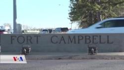 Geryanek li Bajarê Fort Campbell