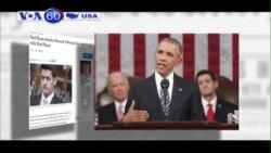 Ông Paul Ryan cáo buộc ông Obama can thiệp nội bộ Đảng Cộng hoà (VOA60)