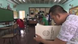 菲律賓舉行選舉