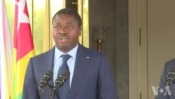 """Faure Gnassingbé promet un dialogue avec l'opposition togolaise dans """"quelques semaines"""""""