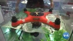 Les drones sont de toutes formes et de toutes les tailles au CES 2019