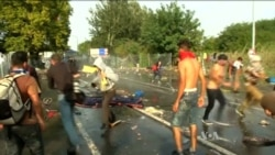 Hungary Criticized for Handling of Refugees
