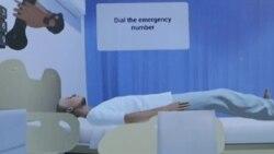Саем на виртуелна реалност во Лондон; Како изгледа една болница на иднината?