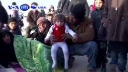 6 cường quốc đạt thoả thuận chấm dứt chiến sự Syria (VOA60)
