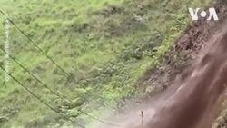 Đất chuồi ở Peru