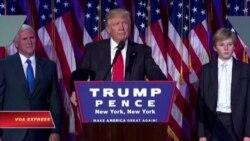 Tổng thống Trump là một ẩn số đối với Việt Nam