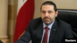 Saad al-Hariri weguye